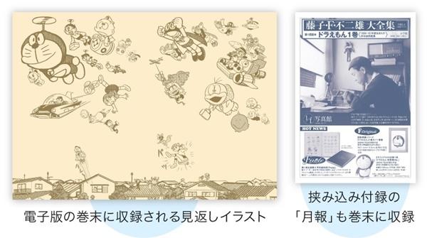 電子書籍版「藤子・F・不二雄大全集」