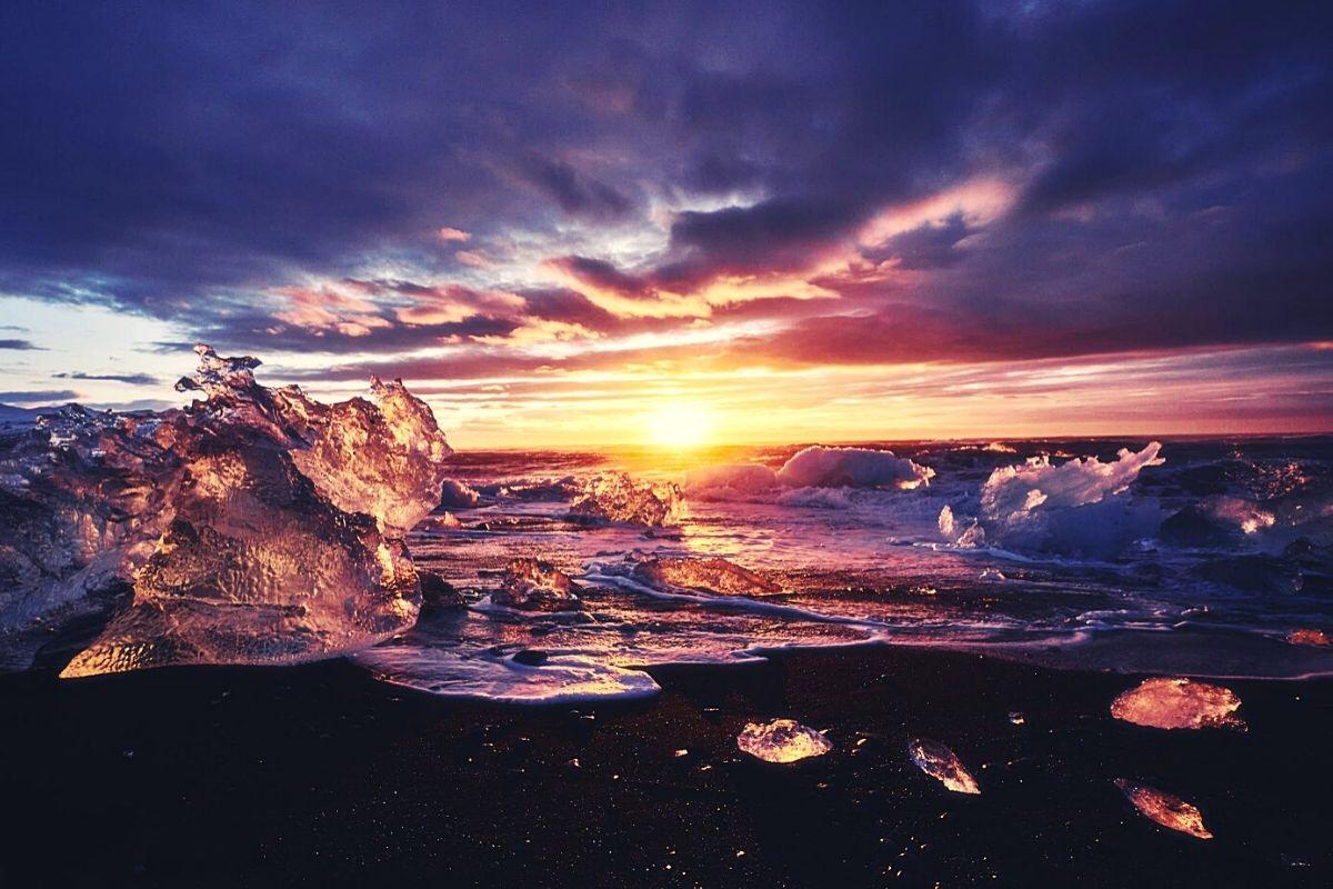 Breiðamerkursandur: Iceland's stunning Diamond Beach