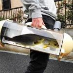 Want to take your pet fish for a walk? Soon it might be possible!