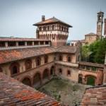 Cereseto castle and its secrets
