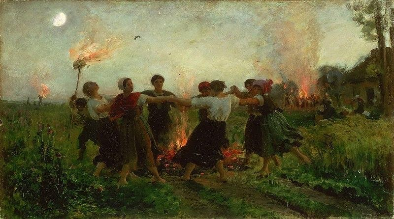 Midsummer: history, folklore and magic