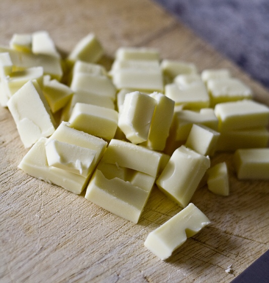 September 22: Happy National White Chocolate Day!