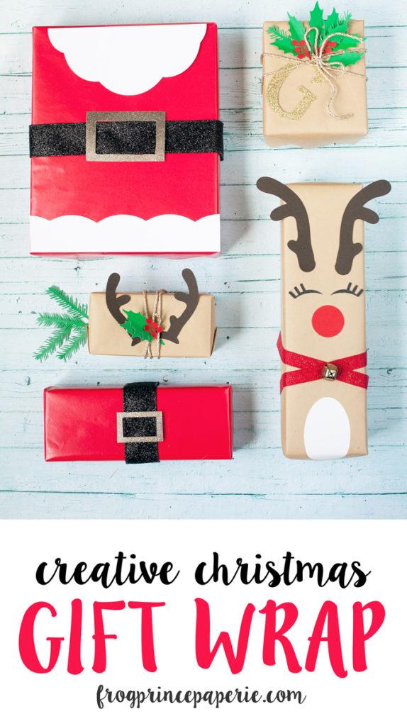 Presents Wrapping Ribbon Creative