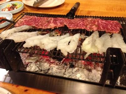 Korean BBQ - don't mind if I do!