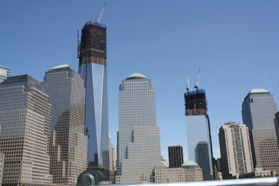 More buildings.