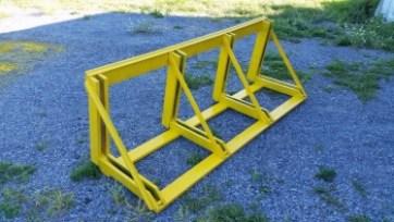 Recycled Wood Bike Stand/Rack