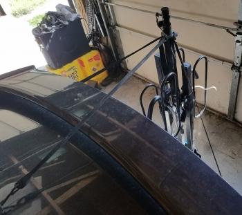Stabilizing straps
