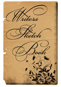 writer's sketch book
