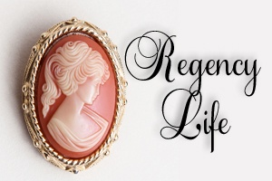 Regency LIfe button