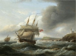Thomas_Luny_-_A_Frigate_of_the_Royal_Navy_leaving_Cork_Harbour