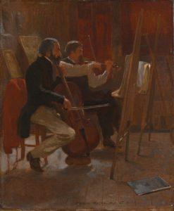 planning a ball-musicians