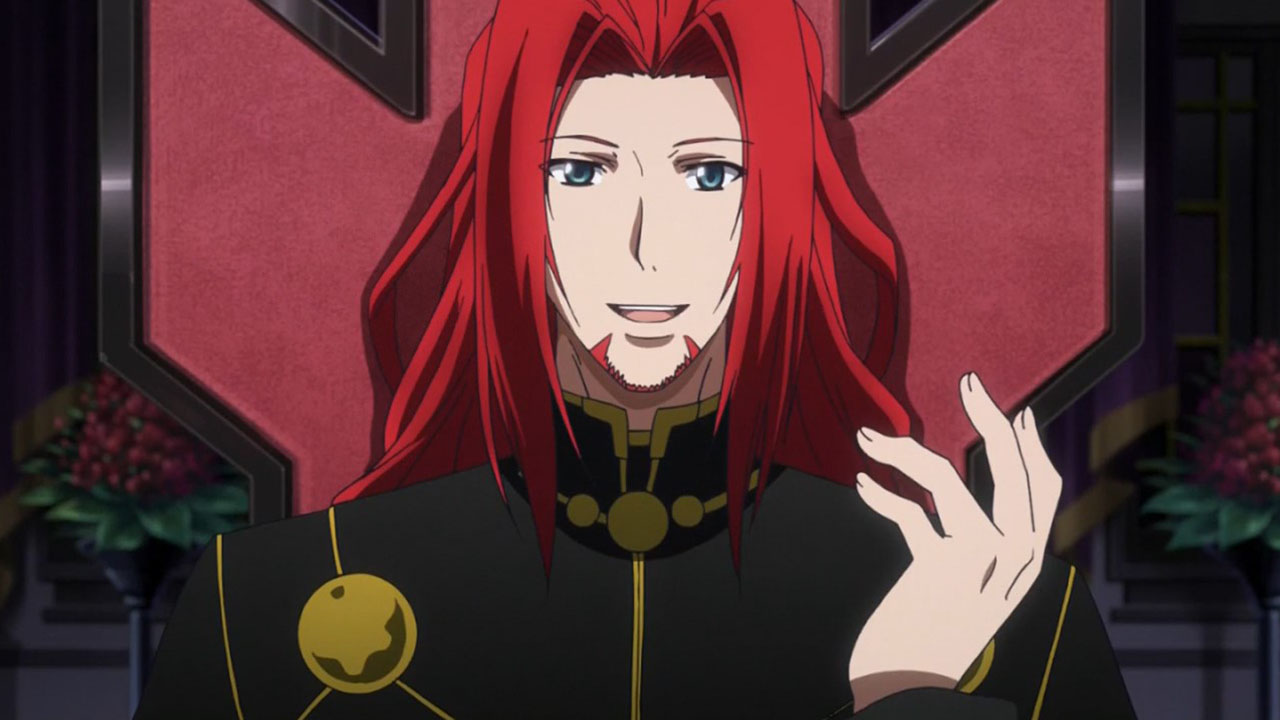 Rias' dad is hot. Just sayin'