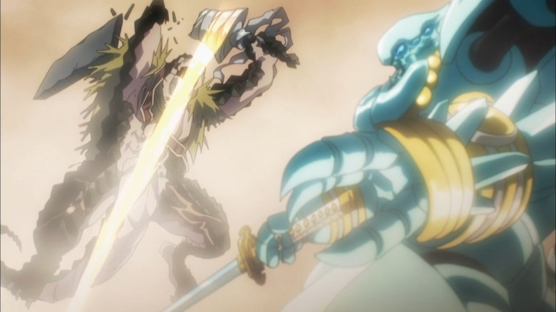 Top 3 Overlord Fight Scenes - WatchMojo Blog