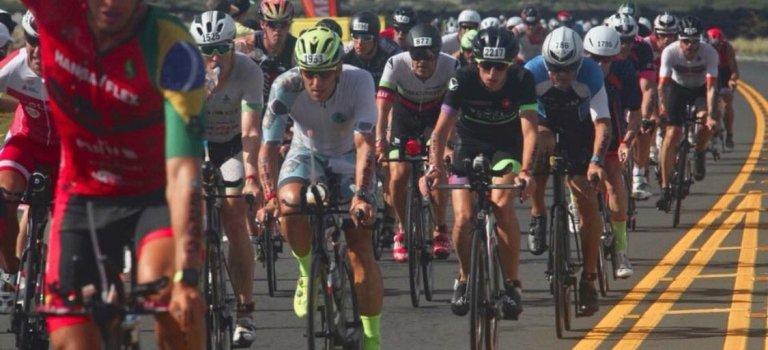 Tour de Kona – Ironman's drafting problem