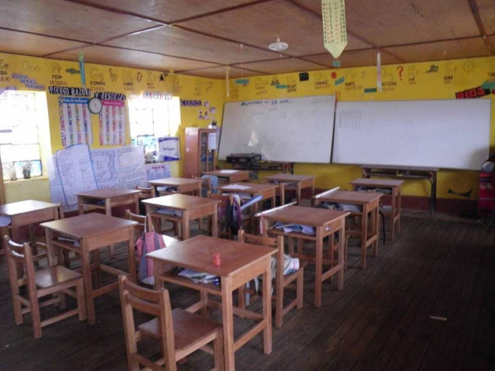 Peru School House
