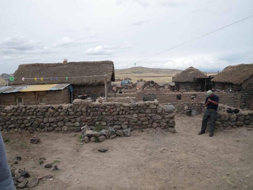 Peru Home yard