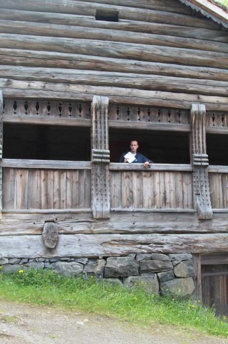 Old Village Norway