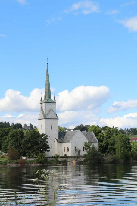 Church, Ringsacker, Norway