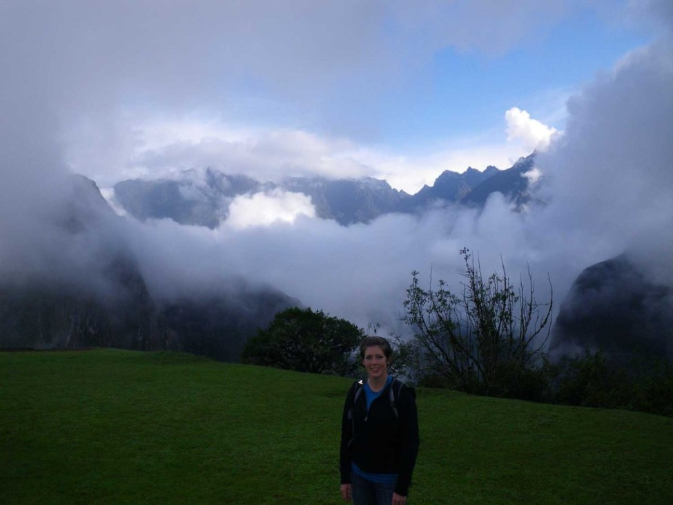 Clouds of Machu Picchu