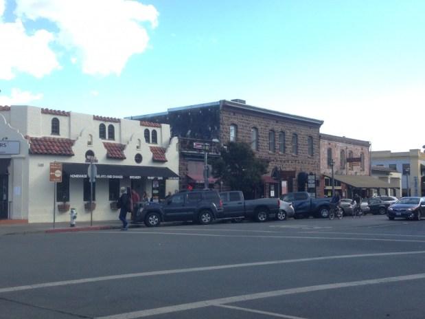 Sonoma street