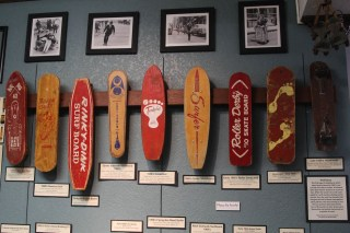 Skateboard Museum - Morro Bay