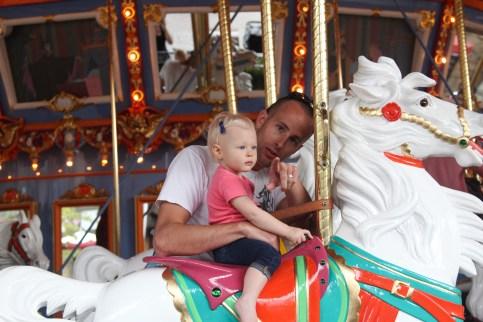 Ry fav. The Carousel.