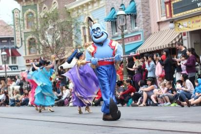The Genie - Disneyland Parade