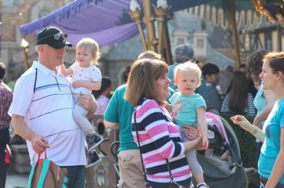 Grandparents, grand parenting