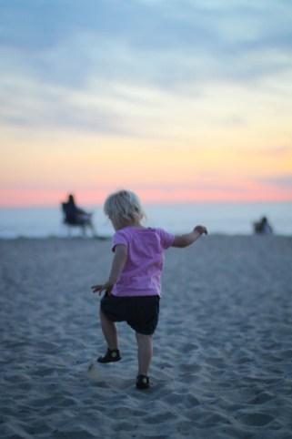 Last beach run