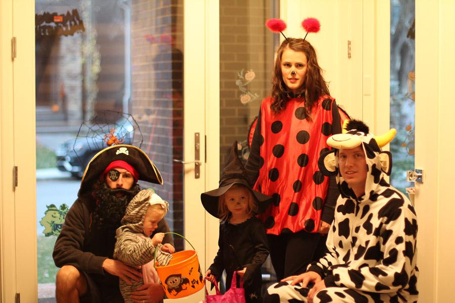 The Halloween Crew