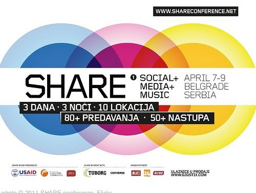 'SHARE' photo (c) 2011, SHARE conference - license: http://creativecommons.org/licenses/by-sa/2.0/