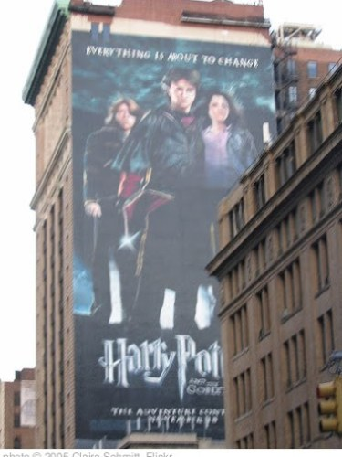 'Harry Potter' photo (c) 2005, Claire Schmitt - license: http://creativecommons.org/licenses/by/2.0/