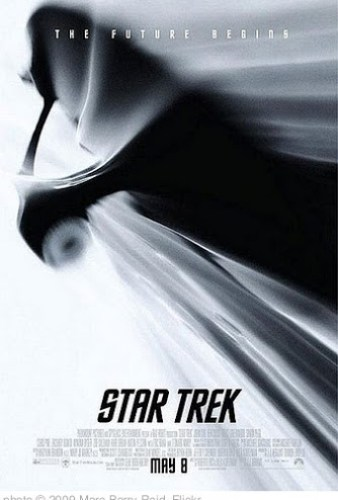 'Star Trek One Sheet' photo (c) 2009, Marc Berry Reid - license: http://creativecommons.org/licenses/by/2.0/