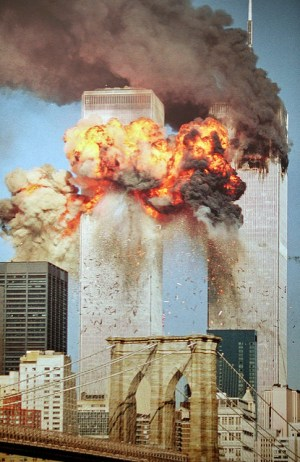 World Trade Center Attack from Flickr via Wylio