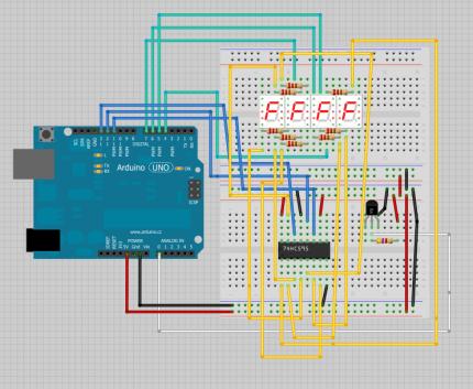 breadboard wiring diagram  | 1017 x 431