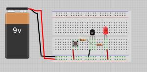 Pnp circuit schematics