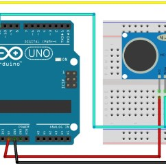 Ultrasonic Motion Detector Circuit Diagram Auto Meter Wiring Complete Guide For Sensor Hc Sr04 With Arduino Random Schematics Follow The Next Schematic