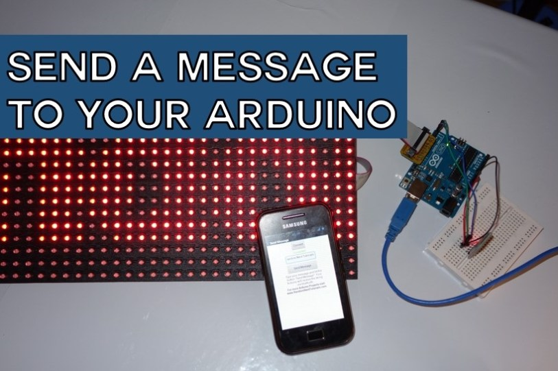 Android App that Sends a Message to Your Arduino | Random Nerd Tutorials