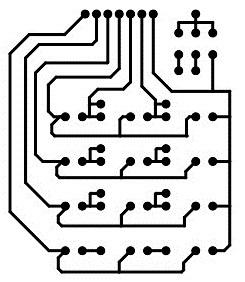 diy_3x4_keypad_for_Arduino