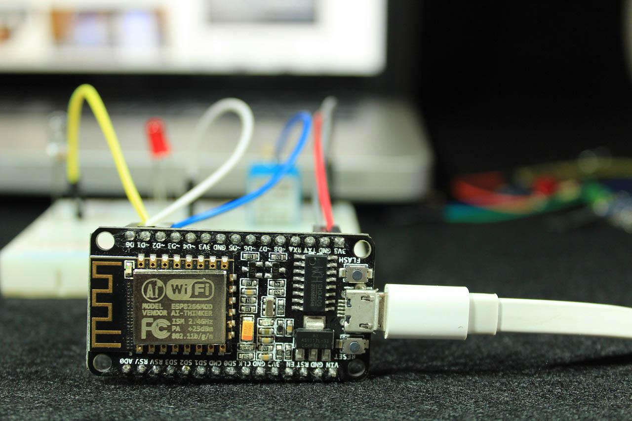 Nodemcu esp8266 v3 esp-12e WIFI WLAN ch340 iot 32 bit MICROUSB