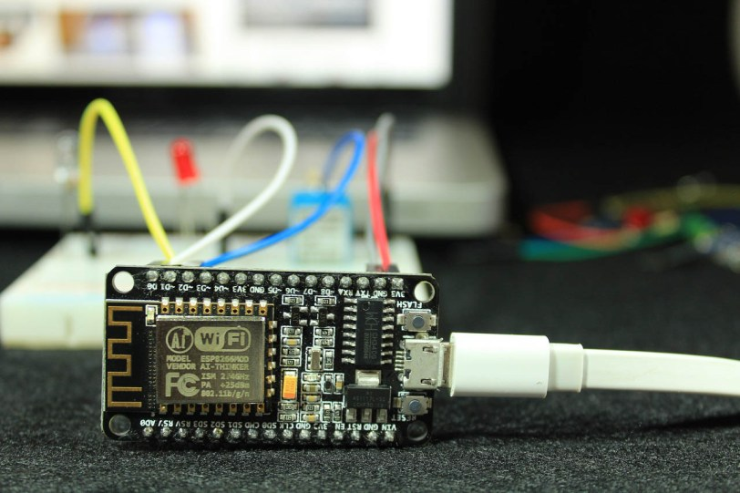 7 Weekend Projects For ESP8266 WiFi Module Random Nerd
