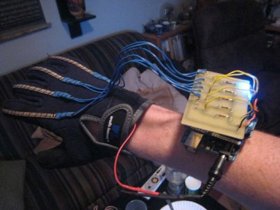 Arduino-Hand