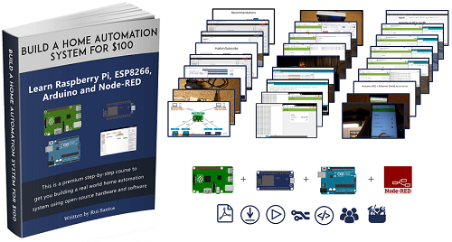 Arduino home automation projects pdf