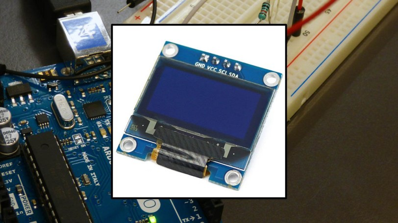 Guide for I2C OLED Display with Arduino