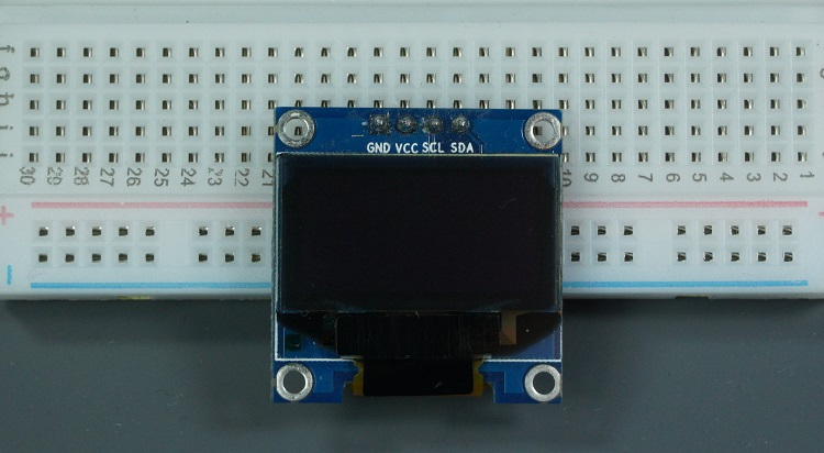 MicroPython: OLED Display with ESP32 and ESP8266 | Random
