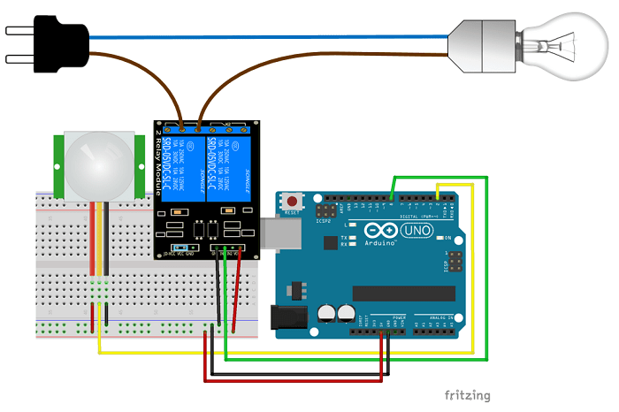 Guide For Relay Module With Arduino on relay wiring raspberry pi