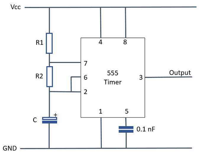 Introducing 555 Timer IC  Tutorial   Random Nerd Tutorials