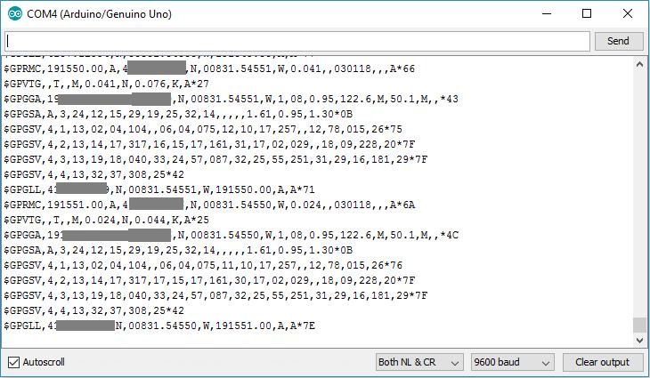 Guide to NEO-6M GPS Module Arduino | Random Nerd Tutorials
