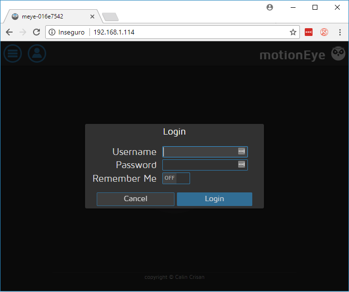 Install MotionEyeOS on Raspberry Pi | Random Nerd Tutorials