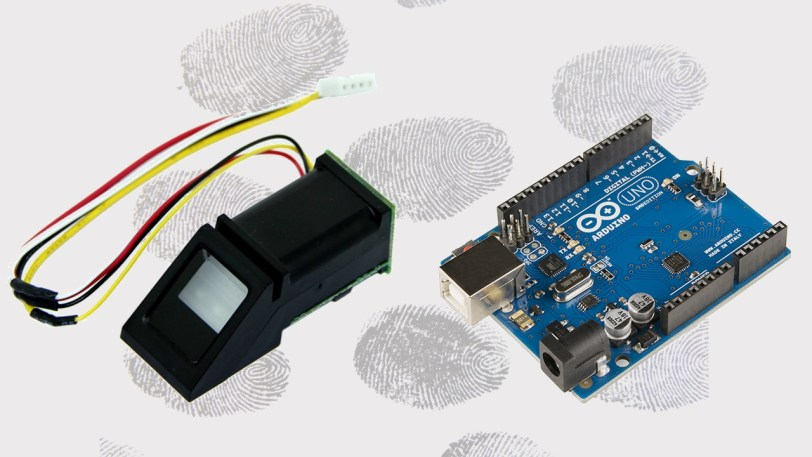 Fingerprint Sensor Module with Arduino | Random Nerd Tutorials